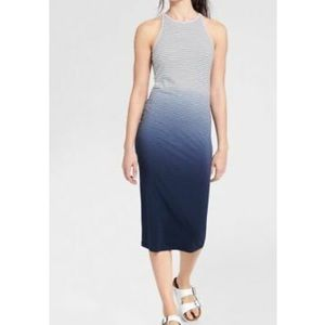 Athletes Sunkissed Ombre Midi Dress